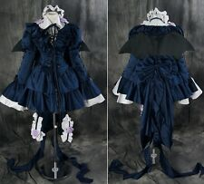 a-151 Scale Pandora HEARTS ALICE Cosplay costume GOTHIC LOLITA dress