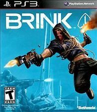 Brink (Sony PlayStation 3, 2011) BRAND NEW FACTORY SEALED !!!!