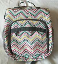 Thirty One 31 Organizing Back Pack PARTY PUNCH Bookbag, Day,Camera,Diaper Bag