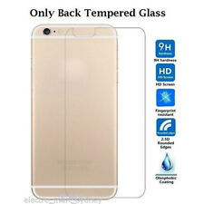1pc Back Rear Tempered Glass Screen Protector Film Cover Guard for Apple iPhones