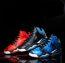 Mens sports shoes Athletic Sneakers Running Basketball shock absorbing Antiskid