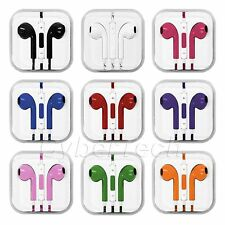New Earbuds Earphone Headset Remote Micphone For iPhone/For Samsung/iPod For ALL