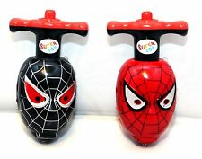 Spiderman Marvel Hero Amazing Spiderman Spinning Top Toy - Musical Toy For Child