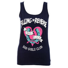 Official Vest FALLING IN REVERSE Blue BAD GIRLS Band Tank Top All Sizes