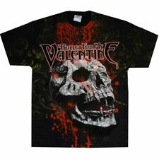 Bullet For My Valentine Bloody Skull All Over Shirt M L XL Officl T-Shirt TShirt