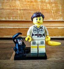 LEGO Collectable Mini Figure Series 5 Zookeeper - 8805-7 COL071 R321