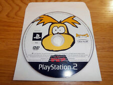 RAYMAN 3: HOODLUM HAVOC - SONY PS2 GAME (DISC ONLY)