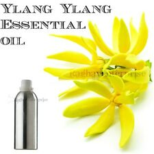 Aromatherapy Ylang Ylang Essential Oil 100% Pure Natural Therapeutic 5 ml-500 Ml