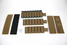 AAT Coyote Brown Pouch Shotgun Shell Velcro® Brand Fasteners Spec USA Made