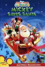 Mickey Mouse Clubhouse - Mickey Saves Santa and Other Mouseketales (DVD, 2006)