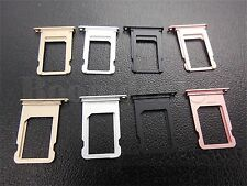 Brand New SIM Card Slot Tray Holder +Waterproof Ring For iPhone 7 7 Plus 4.7 5.5
