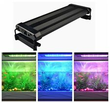 LED aquarium lighting aquarium Luminaire Lamp Light blue&white / blue / RGB