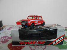 C122 Scalextric Mini 1275 GT Rally Special Red mint original boxed