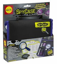 Alex Toys Pretend and Play Undercover Spy Case Detective Gear Set New