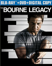 The Bourne Legacy Blu-ray/DVD, 2012, 2-Disc Set, Includes Digital Copy New