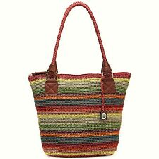The Sak Cambria Crochet Tote Handbag