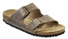 Birkenstock Sandals Arizona Tabacco Brown Leather 100% All Sizes BNIB