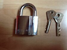 Two Abloy PL330 High Security Padlocks With 2 Keys per lock - Brand New