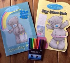 Me to You Colouring Books and Felt Tips Bundle NEW