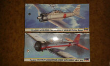 Rare! Hasegawa 1/72 IJN Air Force Double Pack