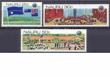 Nauru 1980 UNITED NATIONS Decolonisation Anniv (3), Unhinged Mint, SG 223-4