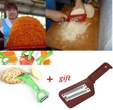 Multi Function Julienne  Vegetable And Fruit Peeler+gift Cabbage Slicer grater