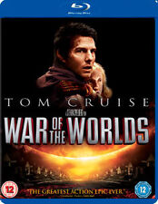 WAR OF THE WORLDS (REMAKE) - BLU-RAY - REGION B UK