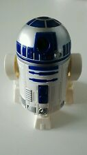 McDonalds R2D2 projector Star Wars Happy Meal Toy 2009.