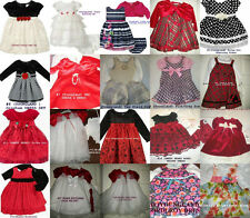 *NEW GIRLS Youngland Sophie Rose RARE EDITION Dress Set 3/6 6/9 12M 18M 24M 2T 4