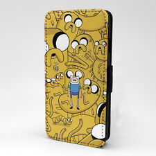 Adventure Time Flip Case Cover For Samsung Galaxy - G1277
