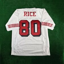 1994 Jerry Rice San Francisco 49ers Mitchell & Ness White Authentic Jersey Men's