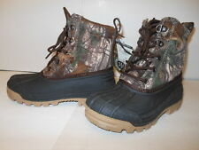 Snow boots Kids Camo boots Boys snow boots Girls snow boots Size 2,5