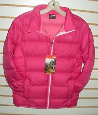THE NORTH FACE GIRLS ANDES DOWN WINTER JACKET- CHQ7- CABARET PINK -XS,S,M,L,XL