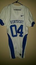 Kentucky Wildcats,NIKE, Practice Style Jersey, Size 42-small,Good Used Condition