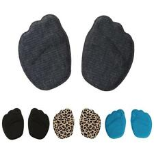 Anti-Slip Forefoot Cushion 4D Half Insoles High Heel Shoe Invisible Insoles