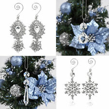 Crystal Glass Baubles Ornament Christmas Tree Hanging Sun Catcher Decoration