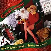 Merry Christmas...Have a Nice Life! by Cyndi Lauper (CD, Sep-2001, Sony Music)