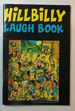 Hillbilly Laugh Book by Baxter Lane Co. Cartoons by Pat McCarthy PB 1972