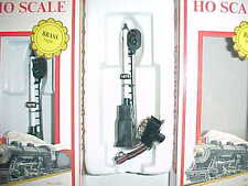 HO scale model power 1676-1 railroad signal w/3-way pre-wired switch..mint/boxed