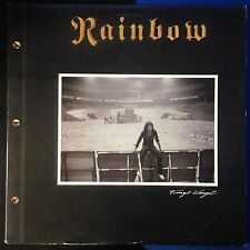 USED 2 12″ LPs Rainbow Finyl Vinyl Polygram Records 1986