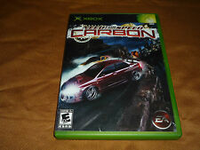 Need for Speed: Carbon (Microsoft Xbox, 2006)