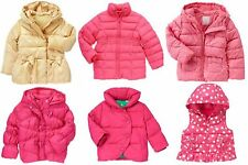 NWT Gymboree Puffer Jackets and Vest U-Pk  Sizes: 4T-5T,  4, 5-6, 7-8