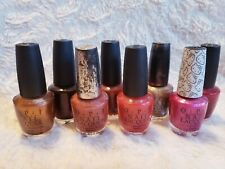 OPI ORLY REVLON LOREAL Extremely Rare Nail Polish Colors Select (1) One color