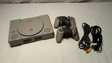 Sony Playstation PS 1 Console Game System