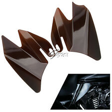 Saddle Shield Heat Deflectors For 2008 Harley Touring Electra Street Road Glides