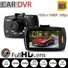 HD IR Night Vision Car DVR Vehicle Camera Video Recorder Dash Cam SD card New LS