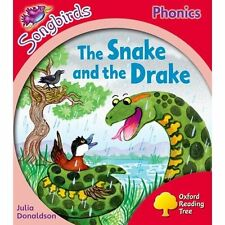Oxford Reading Tree Songbirds Phonics: Level 4: The Snake and the Drake Donaldso