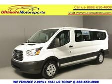 Ford: Transit Connect 2016 T350 XLT 15PASS AUTO REARCAM ALRM PDC 21K MLS