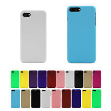 Ultra-Thin Candy Colour Frosted PC Hard Back Case Skin For Apple iPhone 7/7 Plus