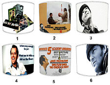 Jack Nicholson One Flew Over The Cuckoos Nest Films Movies Lampshades